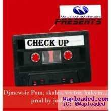 DJ MewSic - Check Up Ft Skales , Vector & Hakym The Dream